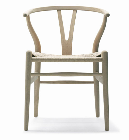 Wishbone Chair by Hans J Wegner